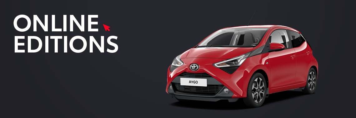 Aygo Online Editions